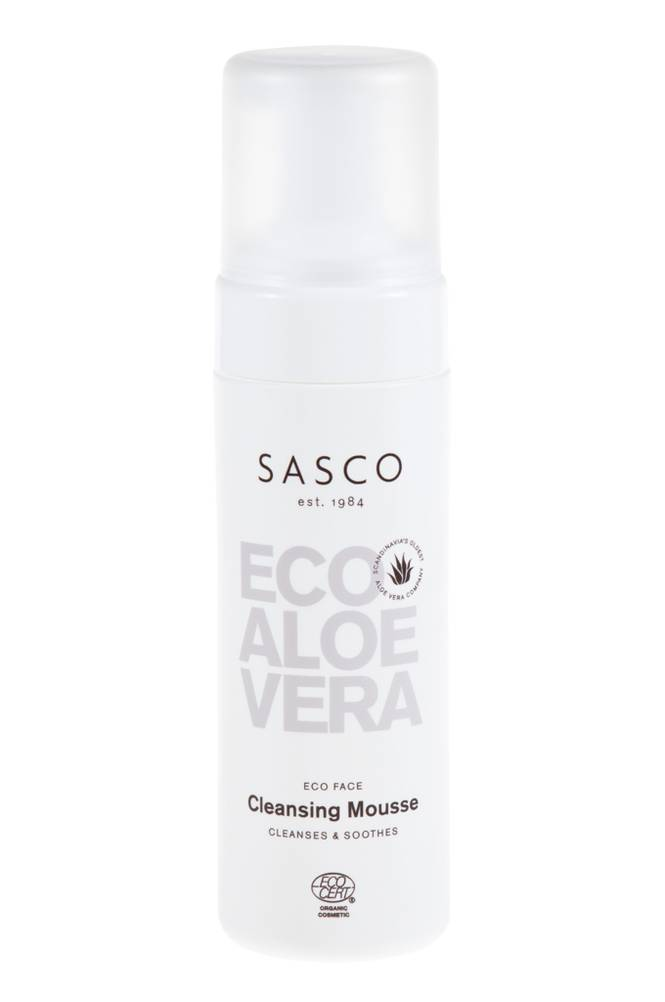Sasco Eco Face Cleansing Mousse