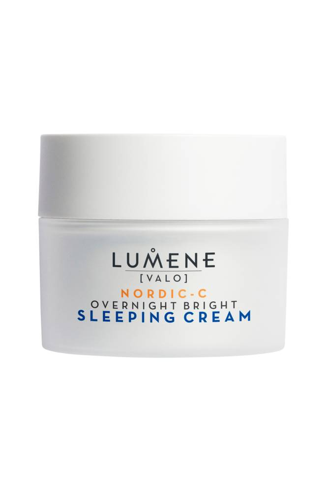 Lumene Overnight Bright Vitamin C Sleeping Cream 50 ml