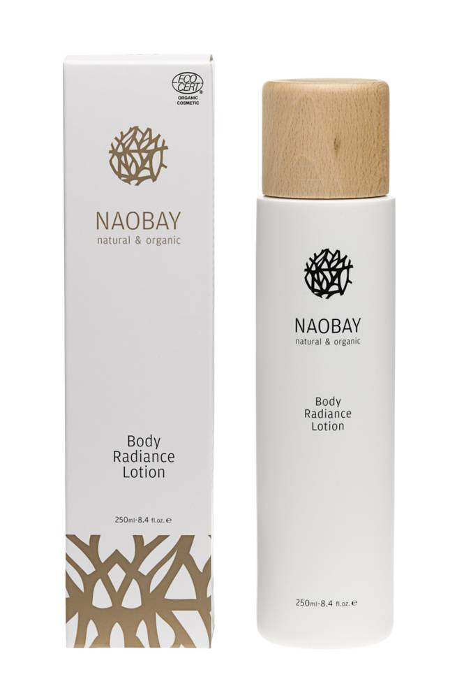 Naobay Eccocert Body Radiance Lotion 250 ml