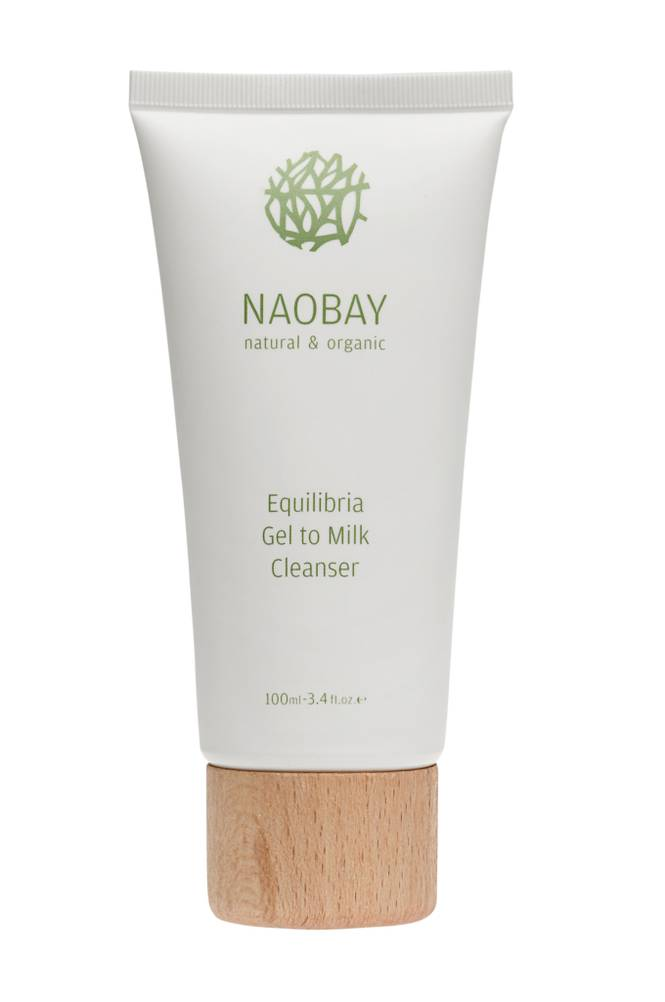 Naobay Equilibria Gel To Milk Cleanser 100 ml