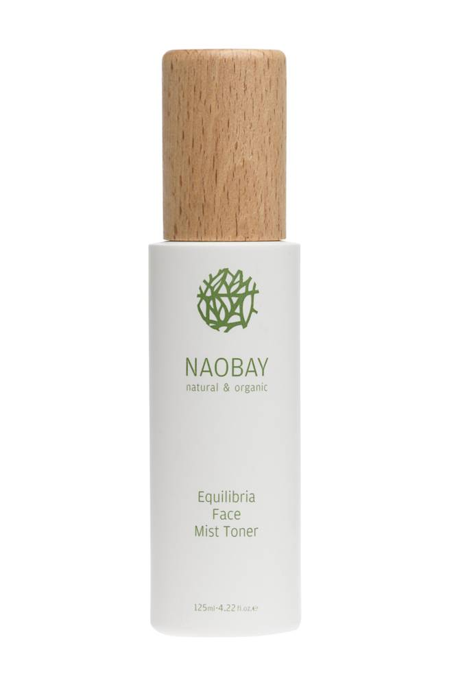 Naobay Equilibria Face Mist Toner 125 ml