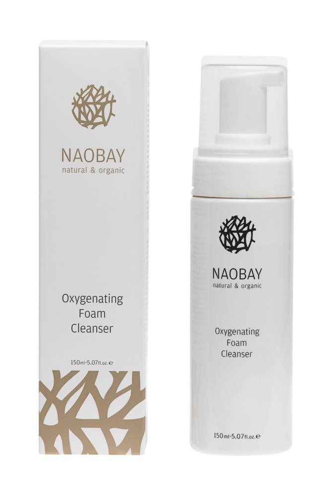 Naobay Oxygenating Foam Cleanser 150 ml