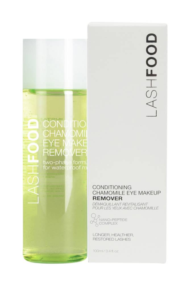 LASHFOOD Conditioning Chamomille Eye Makeup Remover