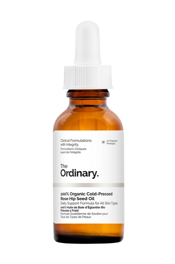 The Ordinary 100% Organic Cold Pressed Rose Hip Seed Oil 30 ml