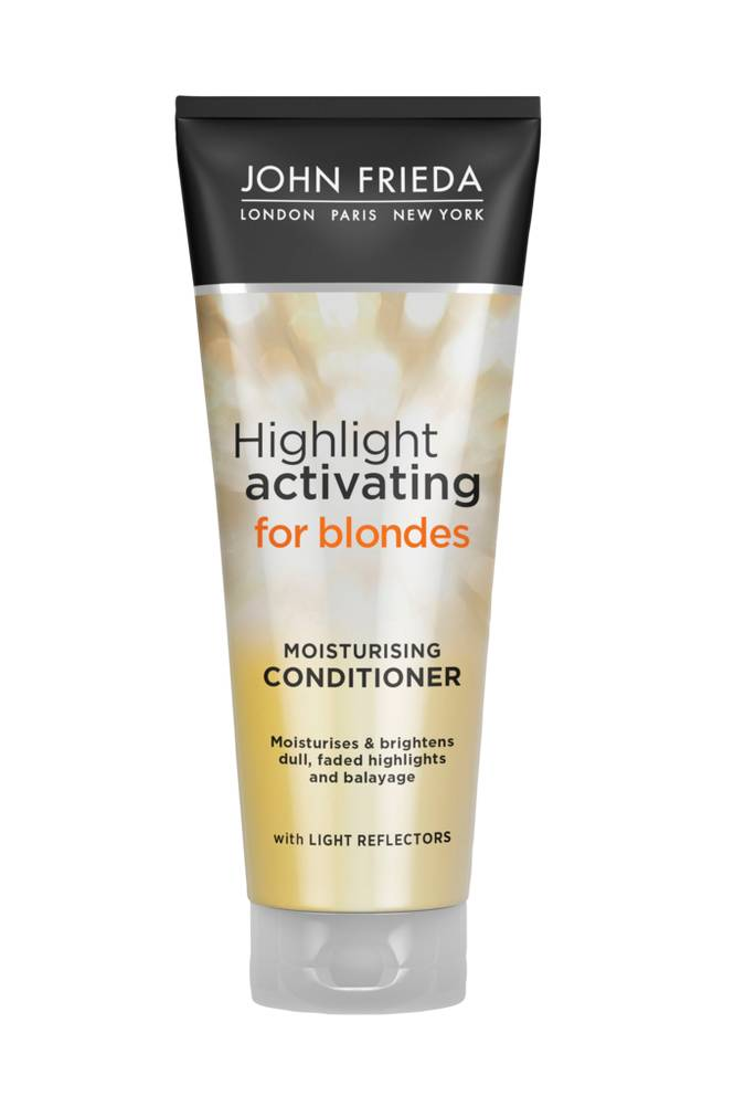 John Frieda Conditioner Sheer Blonde Highlight Activating