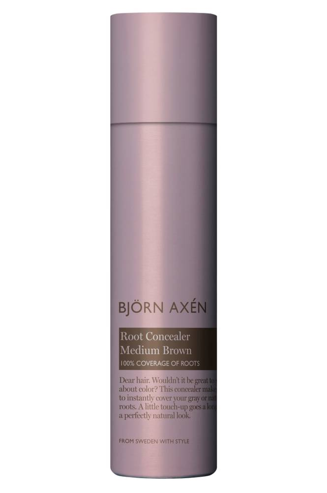 Björn Axén Root Concealer Medium Brown 80ml