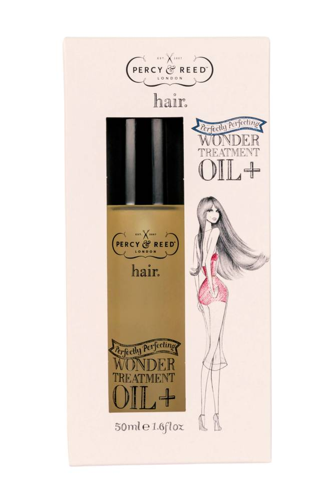 Percy & Reed Perfectly Wonder Treatment Oil 50ml