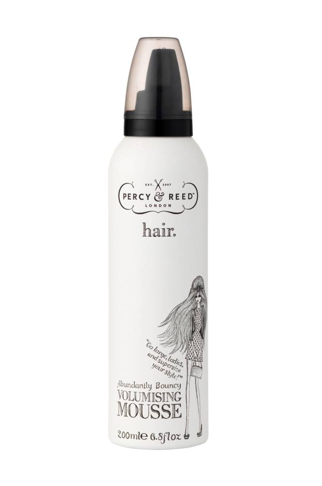 Percy & Reed Bouncy Volumising Mousse 200 ml