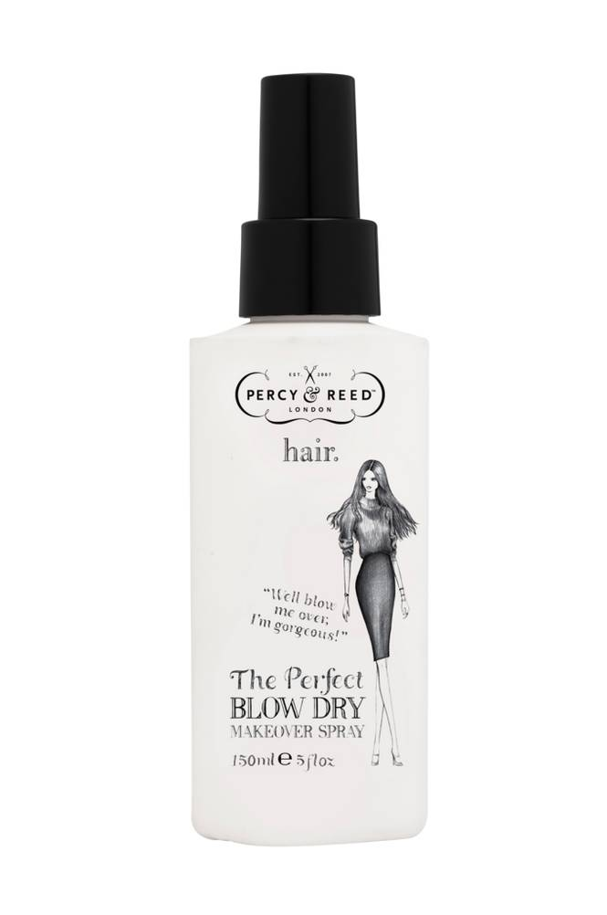 Percy & Reed Perfect Blow Dry Makeover Spray 150ml