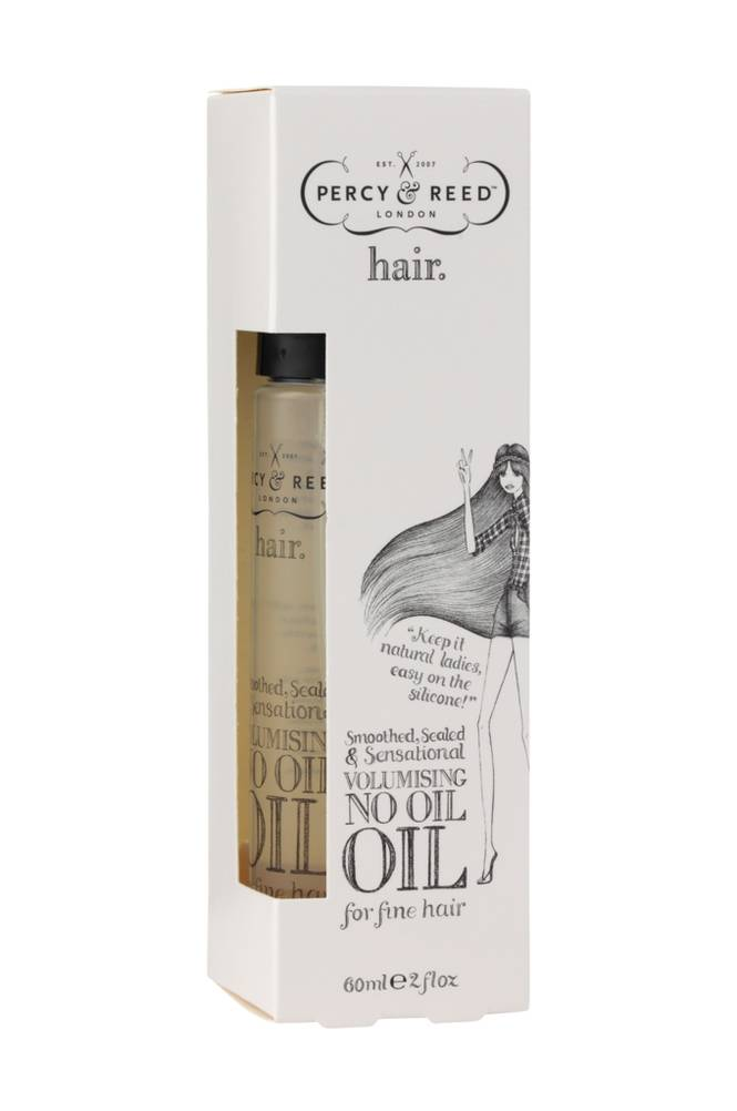 Percy & Reed Smooth Sealed & Sensational No Oil Fine Hair 60ml