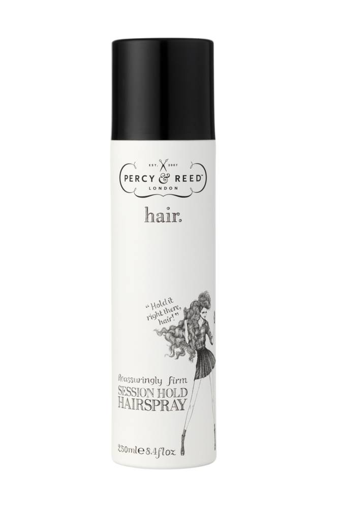 Percy & Reed Firm Session Hold Hairspray 250 ml