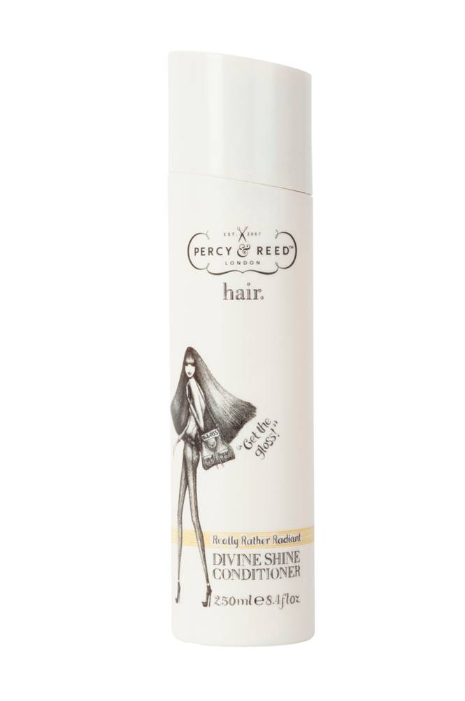 Percy & Reed Radiant Divine Shine Conditioner 250ml
