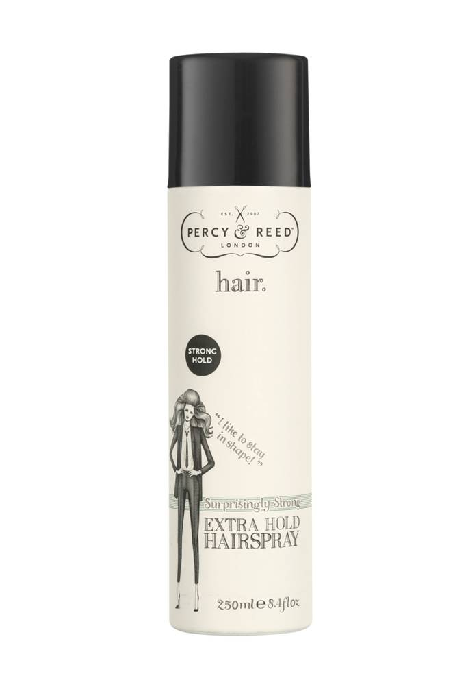 Percy & Reed Strong Extra Hold Hairspray 250 ml