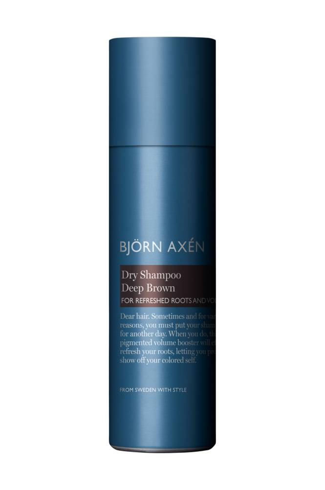 Björn Axén Dry Shampoo Deep Brown 200ml