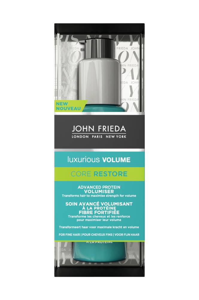 John Frieda Core Restore Voluminzer 60ml Luxurious Volume