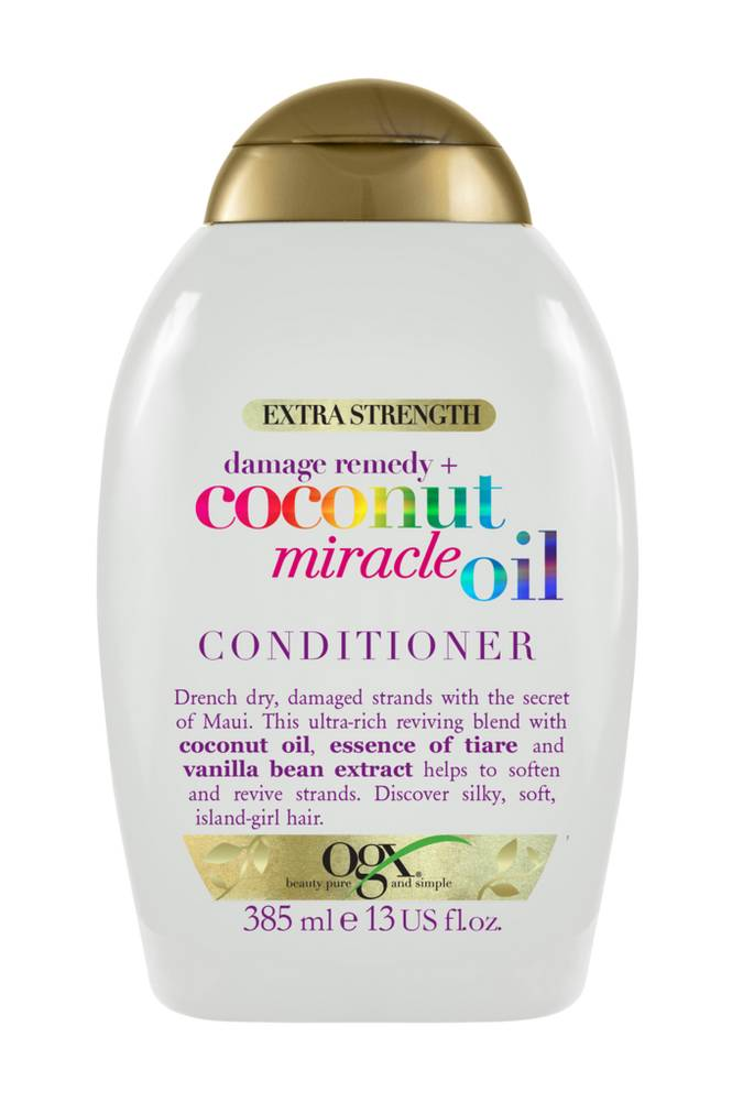 Ogx Coconut Miracle Oil Conditioner 385 ml