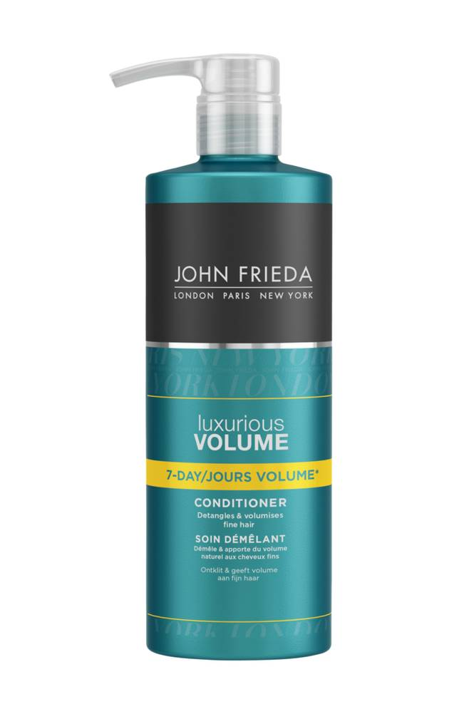 John Frieda Luxurious Volume 7-Day Touchably Full Conditioner 500 ml