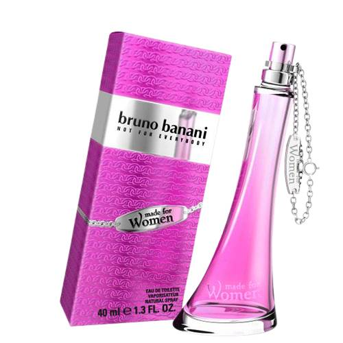 Bruno Banani Made For Women W Edt 40 ml