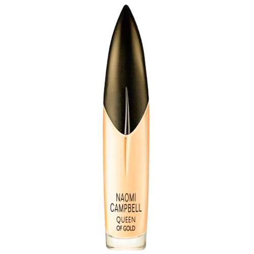 Naomi Campbell Queen Of Gold W Edt 50 ml