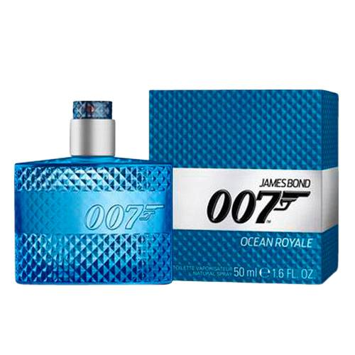 Bond 007 Ocean Royale M Edt 50 ml