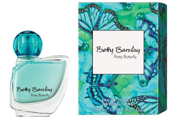 Betty Barclay Pretty Butterfly Edt 20 ml