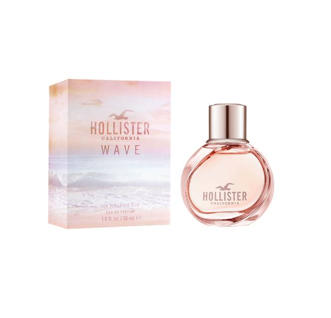 Hollister Wave For Her Edp Spray 30 ml