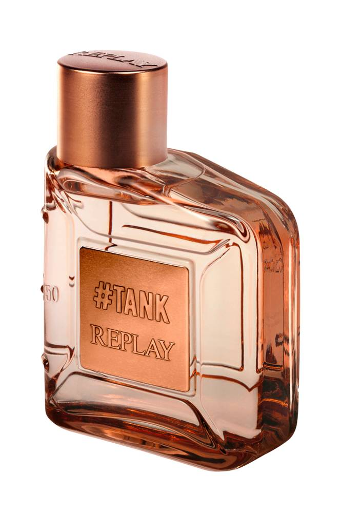 Replay #Tank EdT Her 50 ml