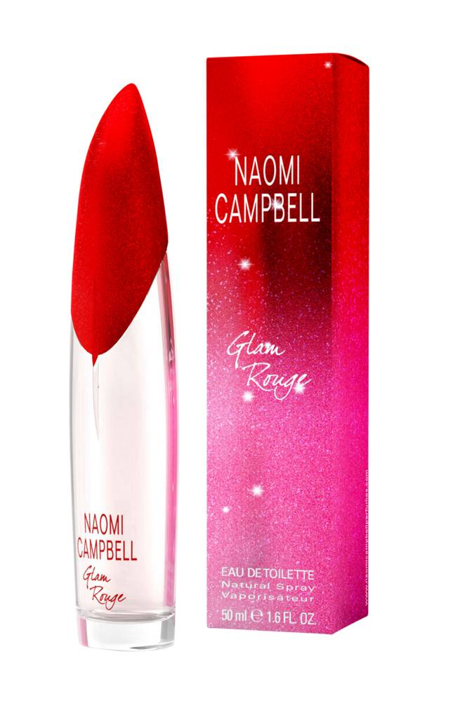 Naomi Campbell Glam Rouge EdT 50 ml
