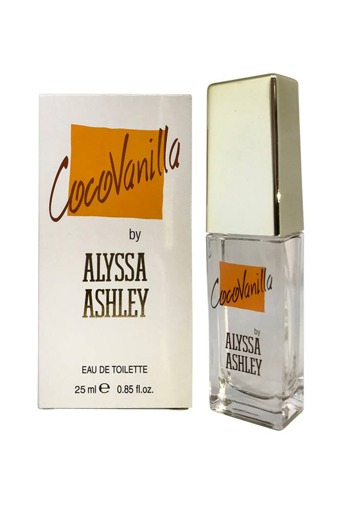 Alyssa Ashley CocoVanilla EdT Spr 25 ml
