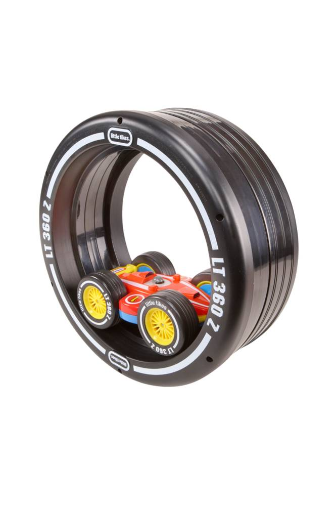 Little Tikes Radio-ohjattava auto Tire Twister