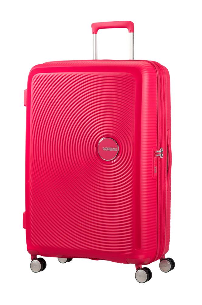 American Tourister Soundbox Spinner 77 Roosa