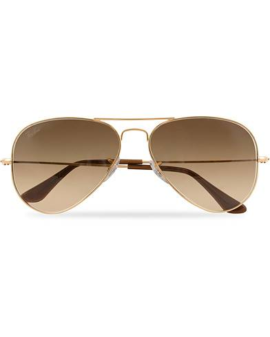 Ray Ban 0RB3025 Sunglasses Gold