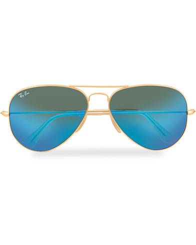 Ray Ban 0RB3025 Sunglasses Mirror Blue
