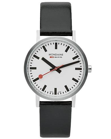 Camel Active New Classic Brushed Black 36mm