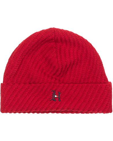 Tommy Hilfiger Lewis Hamilton Beanie Tommy Red