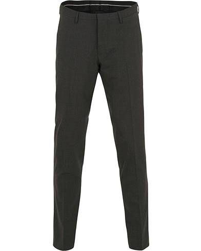 Tiger of Sweden Malthe Wool Stretch Trousers Grey