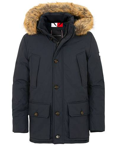 Tommy Hilfiger Hampton Down Parka Sky Captain