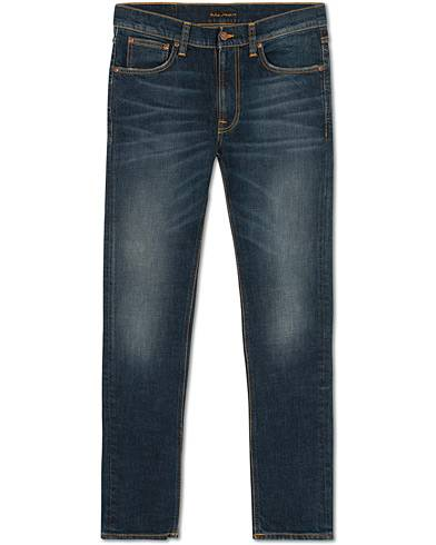 Nudie Jeans Lean Dean Organic Jeans Dark Blues