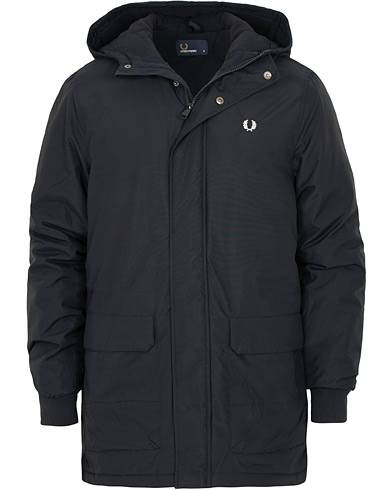 Fred Perry Stockport Jacket Navy