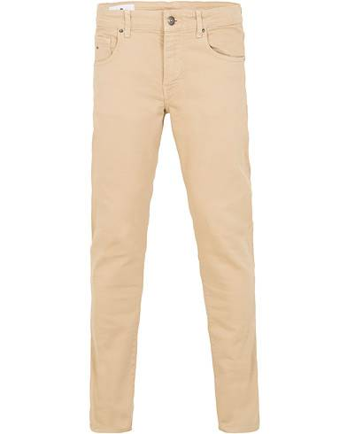 J.Lindeberg Jay Solid Stretch Trousers Oxford Tan