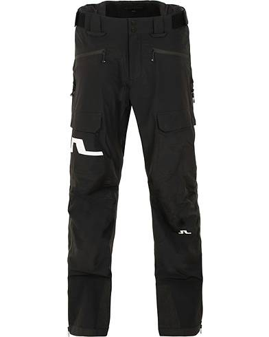 J.Lindeberg M Harper Ski 3 Layer Gore Tex Trousers Black
