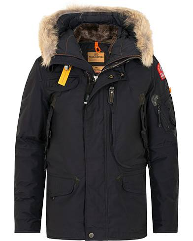 Parajumpers Right Hand Masterpiece Parka Navy