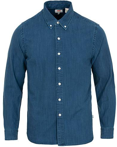 Levis Pacific Denim Shirt Indigo Stone