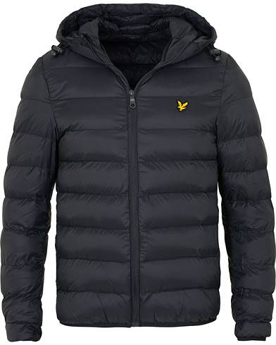 Lyle & Scott Lightweight Puffer Jacket Dark Navy