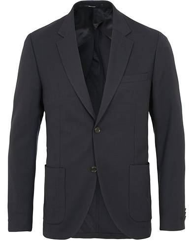 Tiger of Sweden Jamot Travel Blazer Royal Blue