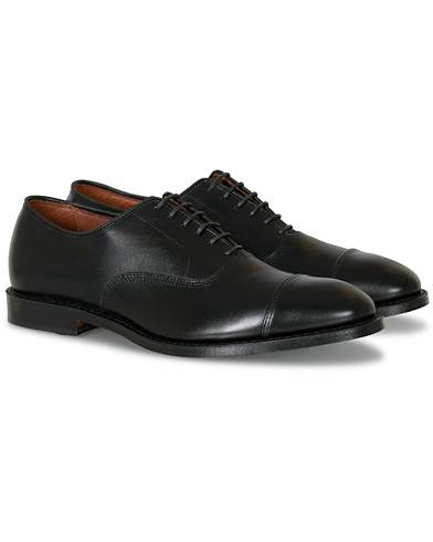 Allen Edmonds Park Avenue Oxford Black