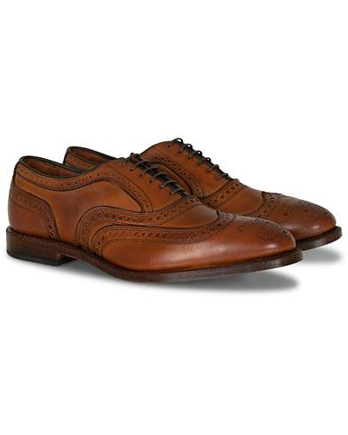 Allen Edmonds McAllister Brogue Walnut