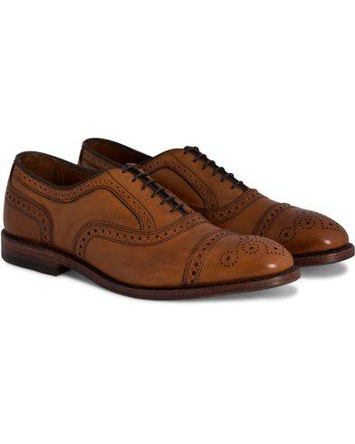 Allen Edmonds Strand Brogue Walnut
