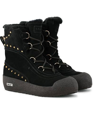 Bally Celinia Laced Winter Boot Black