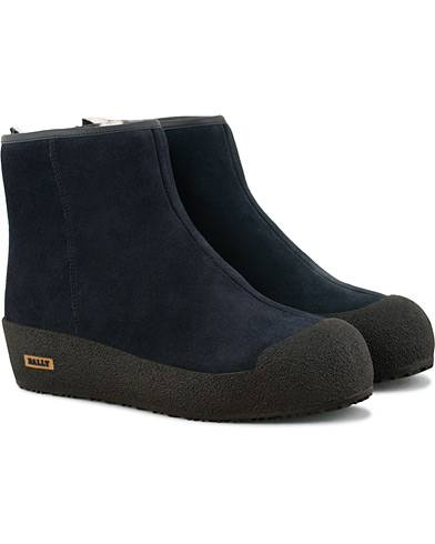 Bally Guard II Lady Curling Boot Dark Navy